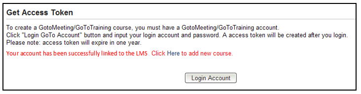 Create a link to a GoTo Meeting / GoTo Training Account - Udutu