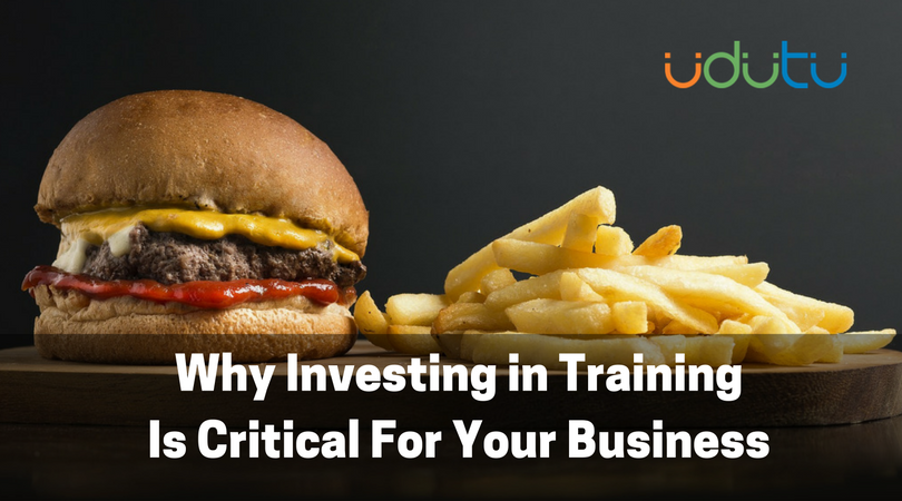 Why Investing In Training Is Critical For Your Business